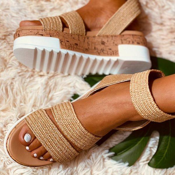product image 1465364118 Sandales Été À Plateformes