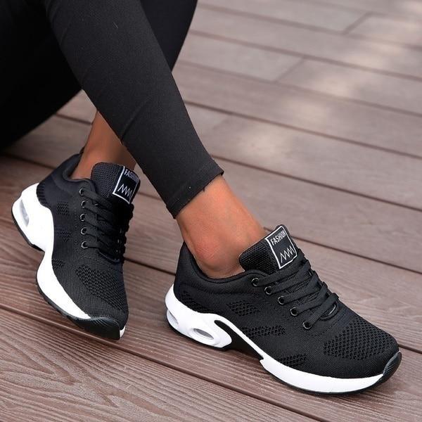 Baskets RUNNING Site Vêtements Noir 36