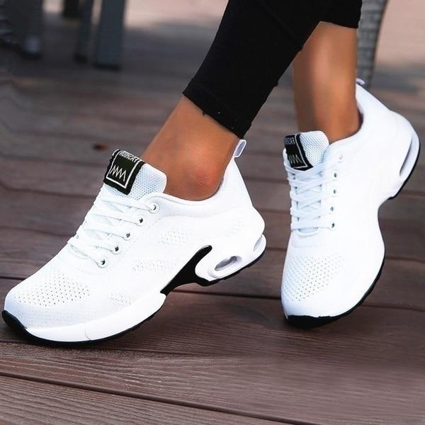 Baskets RUNNING Site Vêtements Blanc 40