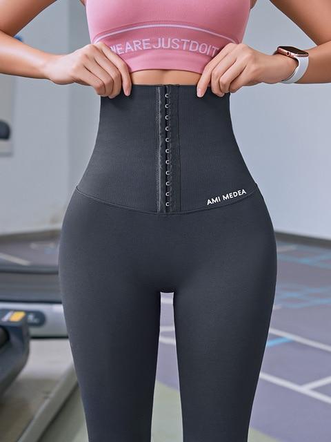 product image 1536824094 Legging Yoga À Laçage Corset