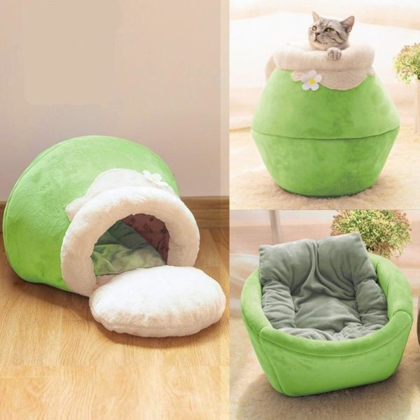 product image 1588377138 Coussin Pour Chat 3 En 1 - Animal Protect®