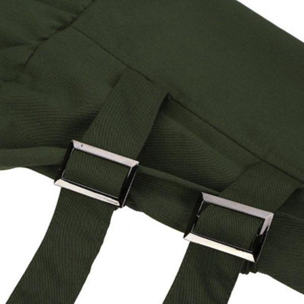 product image 1590672880 Pantalon Sarouel Uni À Boucles