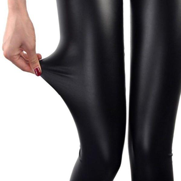 product image 1591978377 Legging En Cuir - Nouvelle Collection