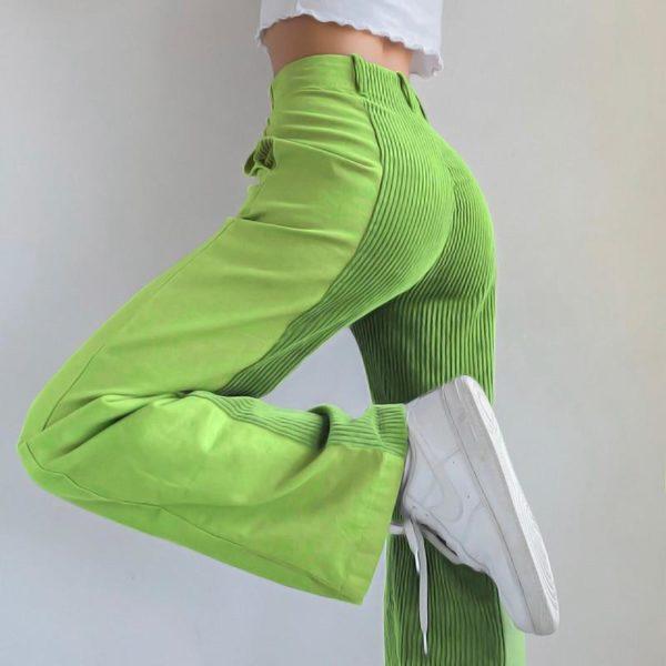 product image 1603923930 Pantalon Vintage En Velours