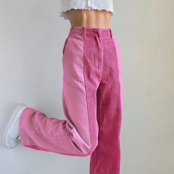 product image 1603923932 Pantalon Vintage En Velours