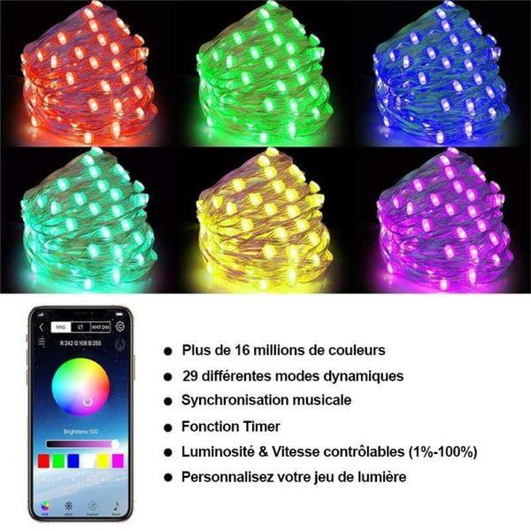 product image 1605388344 Guirlandes Lumineuses Led - Décoration De Noël Unique