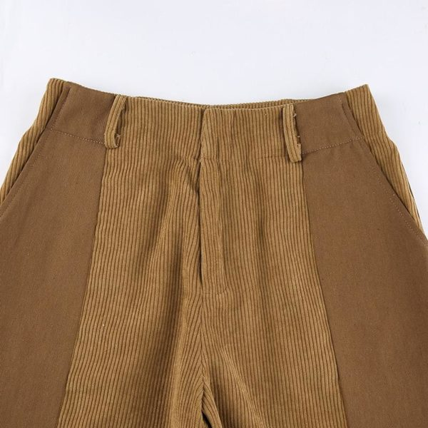 product image 1613072184 Pantalon Vintage En Velours