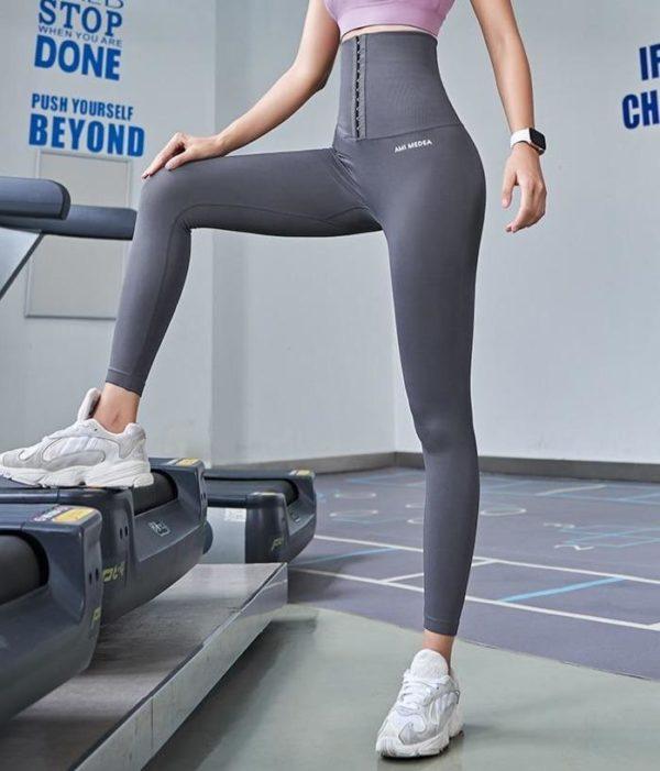 product image 1613721958 Legging Yoga À Laçage Corset