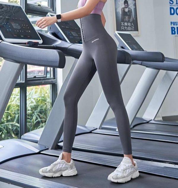 product image 1613721961 Legging Yoga À Laçage Corset