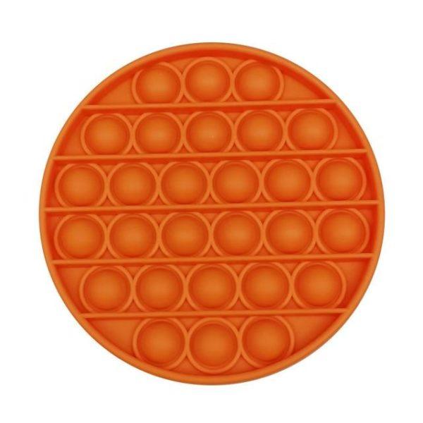 Push Bulle Flash Ventes Orange