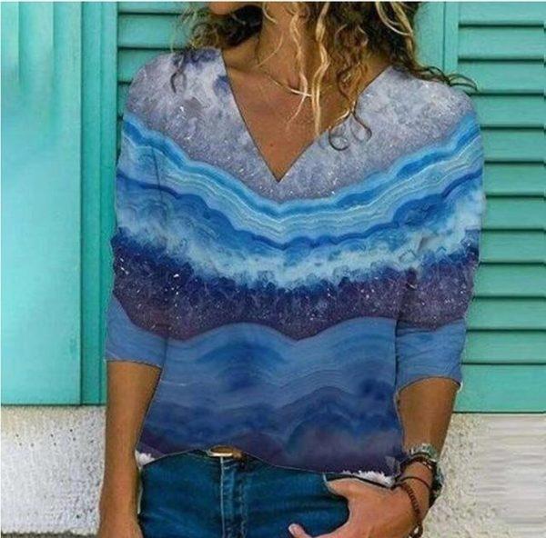 Chemise Elégante Imprimée Site Vêtements Modèle 3 S