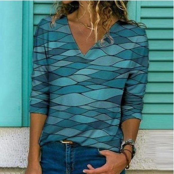 Chemise Elégante Imprimée Site Vêtements Modèle 5 S