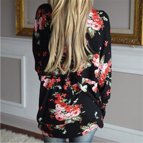 product image 1673809324 Veste Fleurie - Nouvelle Collection