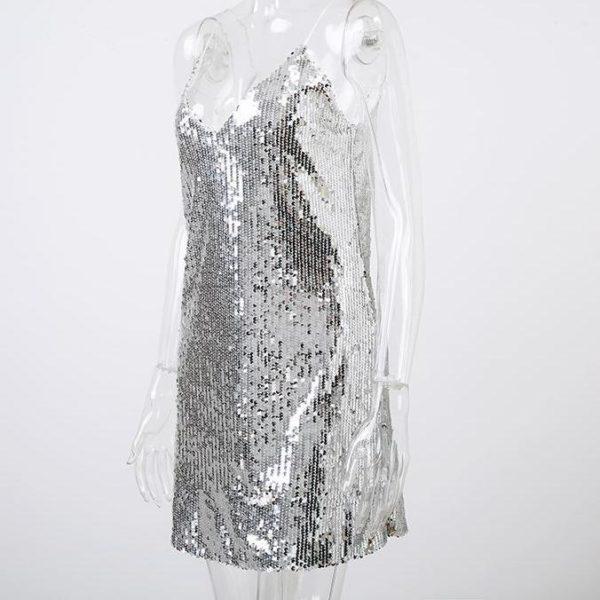 product image 176087979 Petite Robe À Sequins