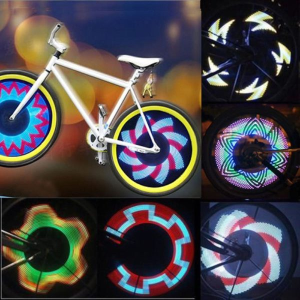 product image 213395173 Lumière À Effets Pour Roues De Vélo