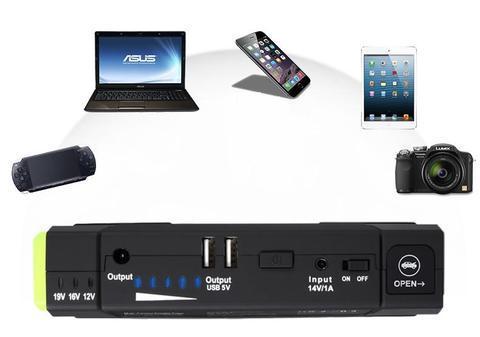 product image 287026900 large 50477f7c 06de 4794 b57e 464cc4f5de10 Booster Chargeur Démarreur Portable Pour Batterie De 68000 Mah
