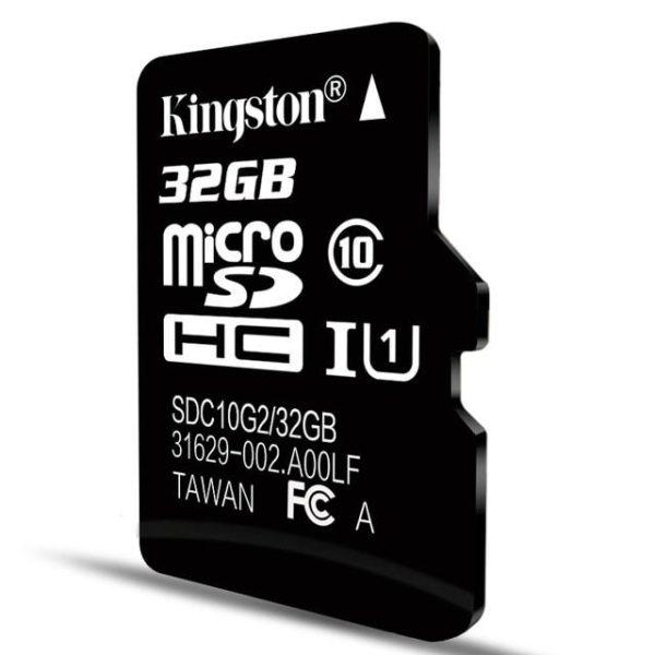 Carte micro SD - Compatible caméra 16GB ou 32GB Raton Malin Grande capacité 32GB