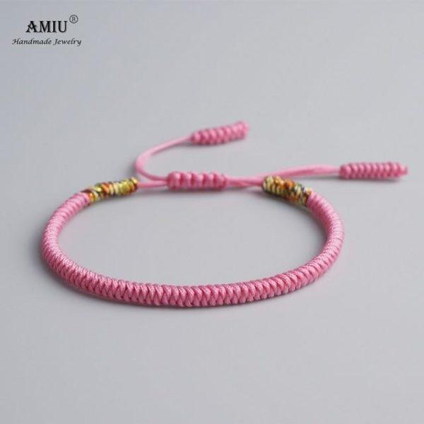 product image 471426626 Bracelet De Cordes Tibétain Fait À La Main