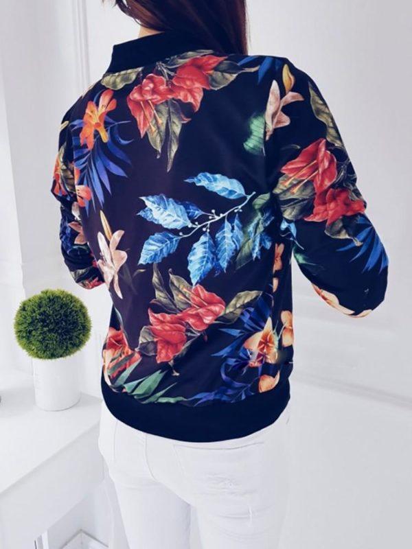 product image 564426907 Veste Casual À Fleurs