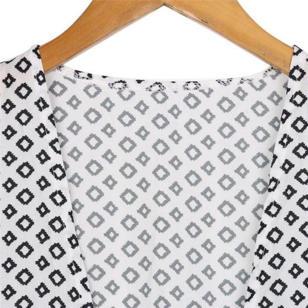product image 641970563 Kimono Bohème À Franges