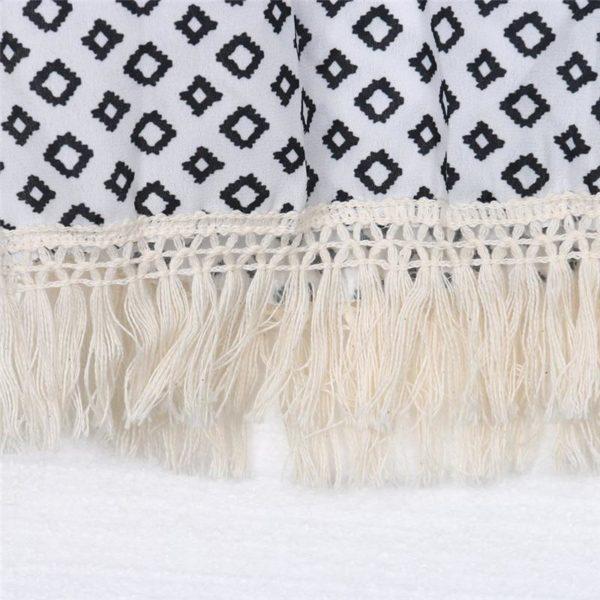 product image 641970565 Kimono Bohème À Franges