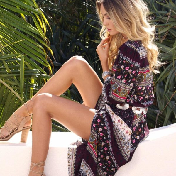 product image 653996940 Robe Longue Style Hippie