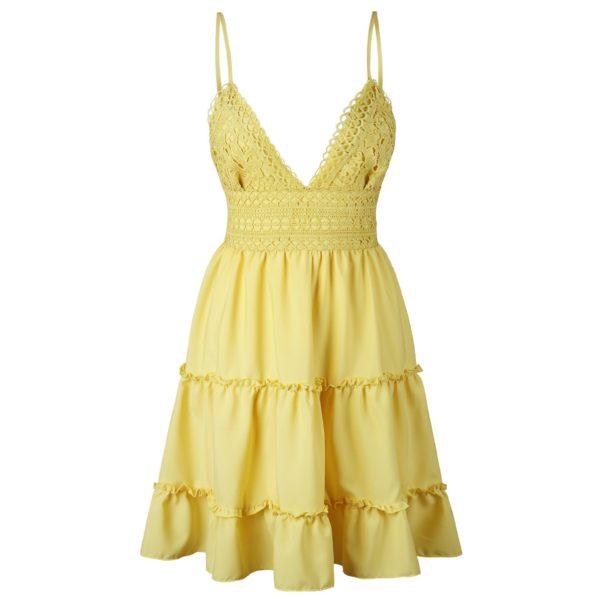 product image 658627225 Petite Robe Légère Nouée