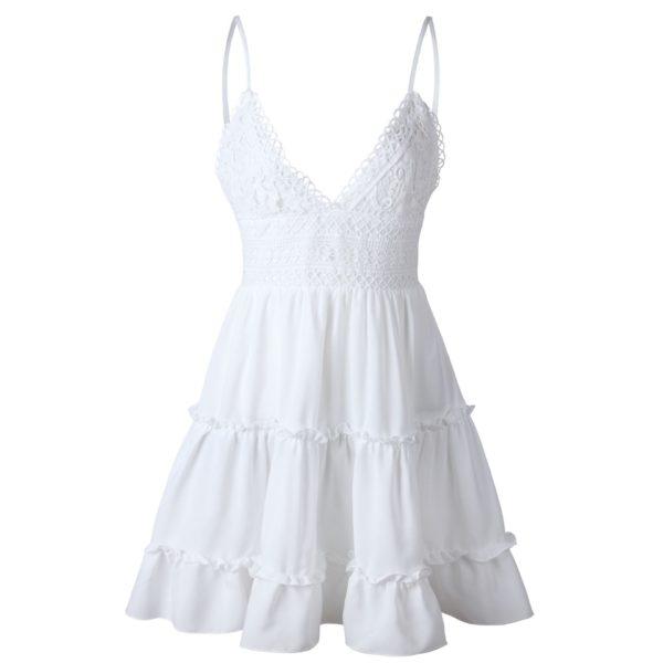 product image 658627226 Petite Robe Légère Nouée