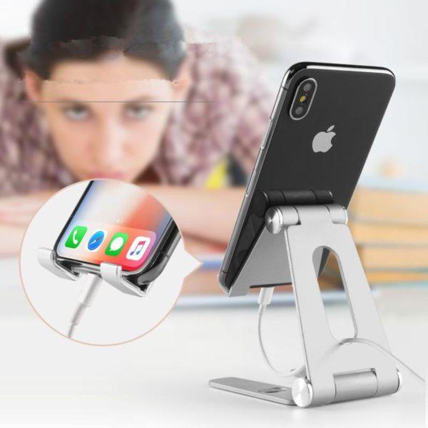 product image 684120977 Support Pliable Et Rotatif Pour Téléphone Ou Tablette
