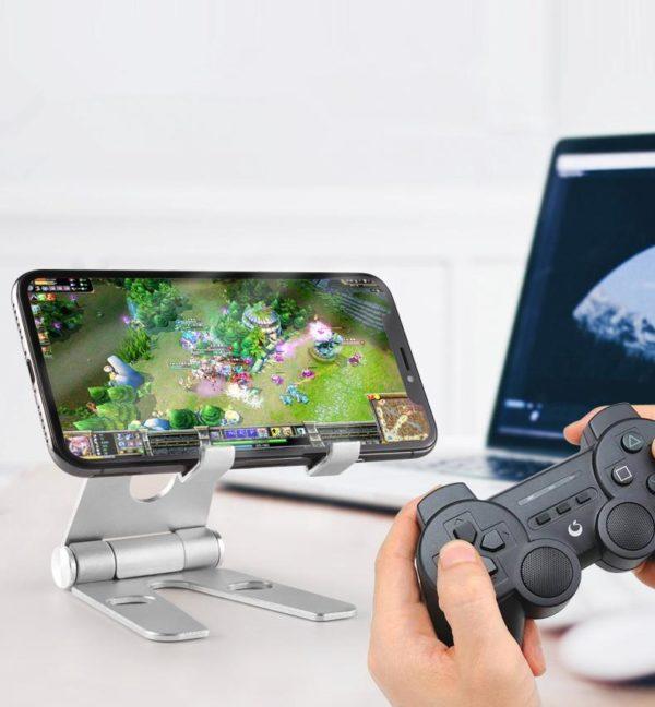 product image 684121001 Support Pliable Et Rotatif Pour Téléphone Ou Tablette