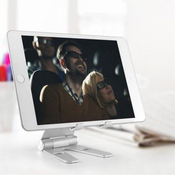 product image 684121003 Support Pliable Et Rotatif Pour Téléphone Ou Tablette
