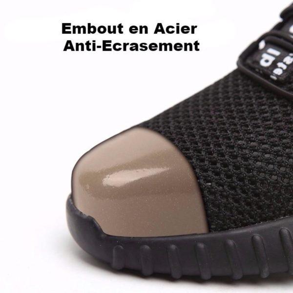 product image 741102079 Chaussures De Sécurité Pour Homme À Embout Protecteur En Acier