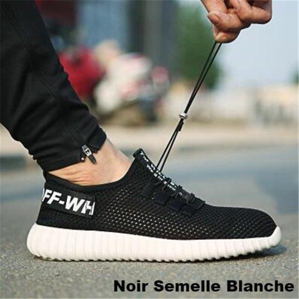 product image 741102085 Chaussures De Sécurité Pour Homme À Embout Protecteur En Acier