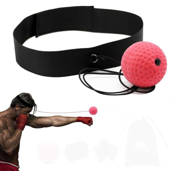 product image 787849019 Balle Pour La Boxe Testeuse De Réflexe
