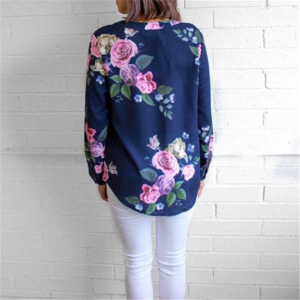 product image 789358678 Blouse Florale Tendance