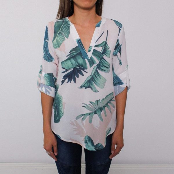 product image 789358694 Blouse Florale Tendance