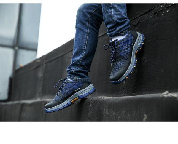 product image 791446223 Chaussures De Sécurité Pour Homme À Embout Protecteur En Acier