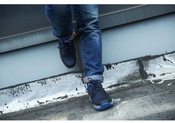 product image 791446224 Chaussures De Sécurité Pour Homme À Embout Protecteur En Acier