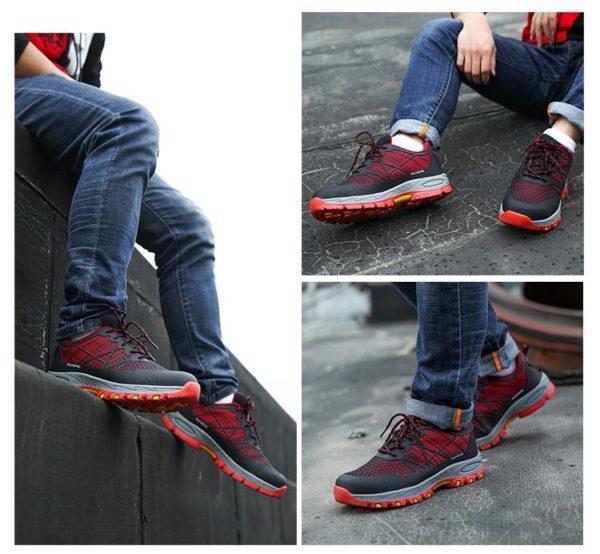 product image 791446225 Chaussures De Sécurité Pour Homme À Embout Protecteur En Acier