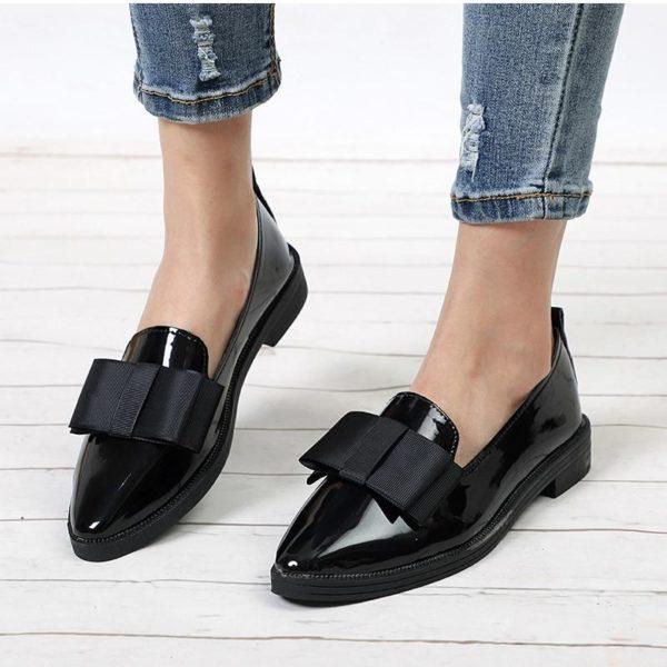 Chaussures Nœud Pap Minute Mode Noir 35