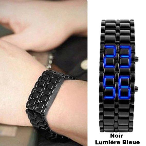 product image 801178383 Montre - Bracelet 2 En 1