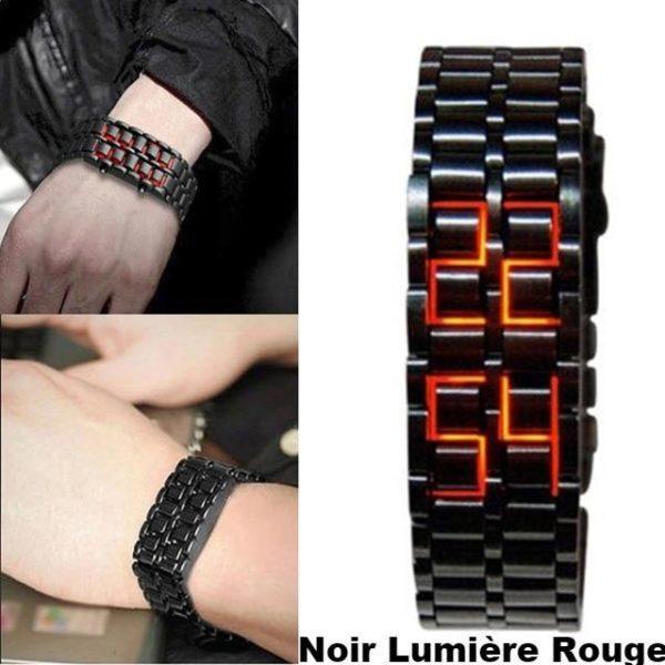 product image 801178386 Montre - Bracelet 2 En 1