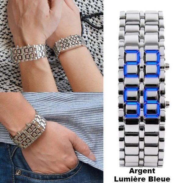 product image 801178389 Montre - Bracelet 2 En 1