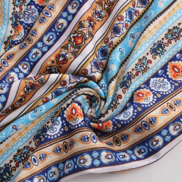 product image 805780524 Pantalon Ample À Motifs