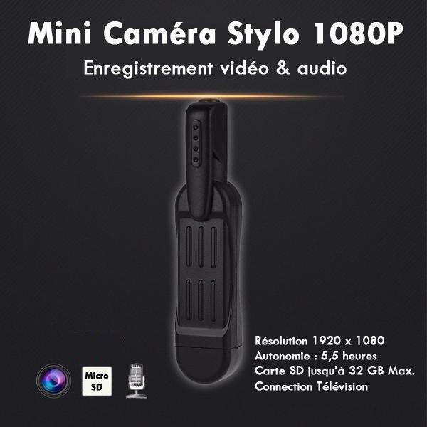 product image 812943938 grande 6ec789ea a9fd 43ad 866d d86598ed569c Mini Camera Stylo