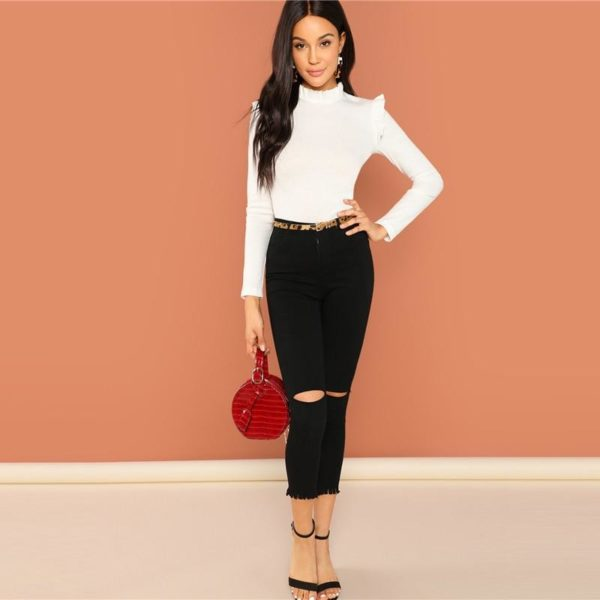 product image 817089268 Blouse Blanche Tendance 2020