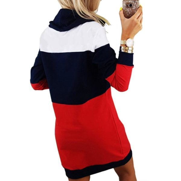 product image 824252793 Robe-Pull Tricolore