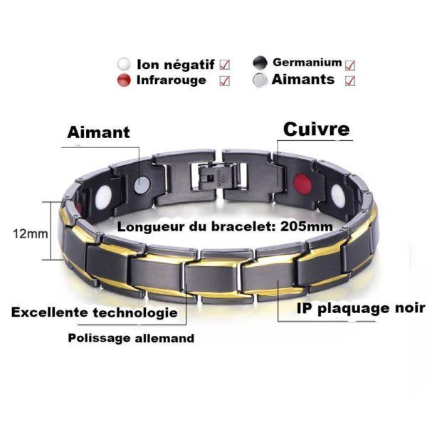product image 843220410 Bracelet Energique Thérapeutique