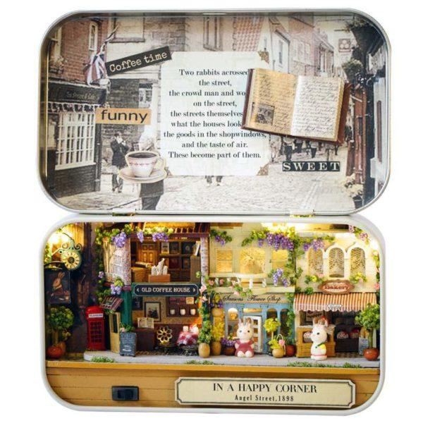 product image 851003124 Boîte Maison De Poupées