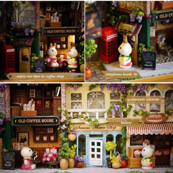 product image 851003125 Boîte Maison De Poupées
